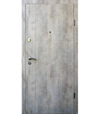 Двери Qdoors эталон Эста бетон светлый