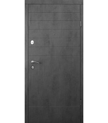 Двери Qdoors эталон Стелла бетон темный