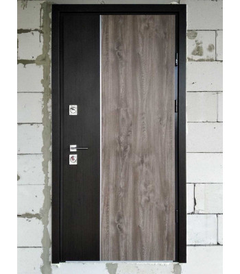 Двери STRAJ PROOF Party BZ венге-дуб серый