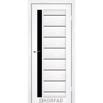 Межкомнатные двери KORFAD FLORENCE FL-01 белая мадрина BLK , 22 цвета