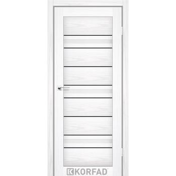 Межкомнатные двери KORFAD FLORENCE FL-02 белая мадрина, 22 цвета
