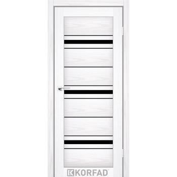 Межкомнатные двери KORFAD FLORENCE FL-02 белая мадрина BLK , 22 цвета