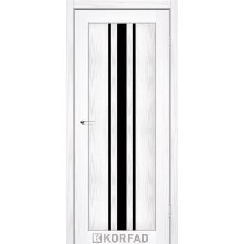 Межкомнатные двери KORFAD FLORENCE FL-03 белая мадрина BLK , 22 цвета