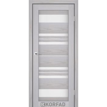 Межкомнатные двери KORFAD FLORENCE FL-04 серая мадрина,  22 цвета