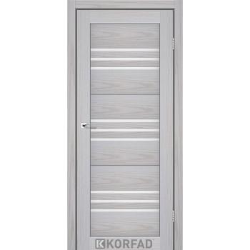 Межкомнатные двери KORFAD FLORENCE FL-05 серая мадрина,  22 цвета