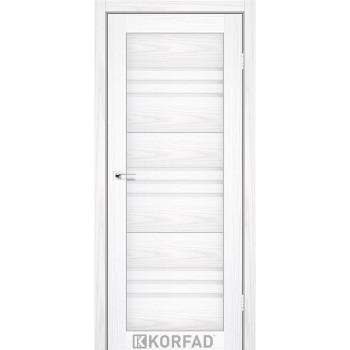 Межкомнатные двери KORFAD FLORENCE FL-05 белая мадрина, 22 цвета