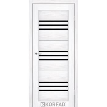 Межкомнатные двери KORFAD FLORENCE FL-05 белая мадрина BLK , 22 цвета