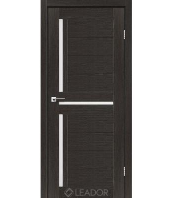 Двери Leador lazio дуб саксонский