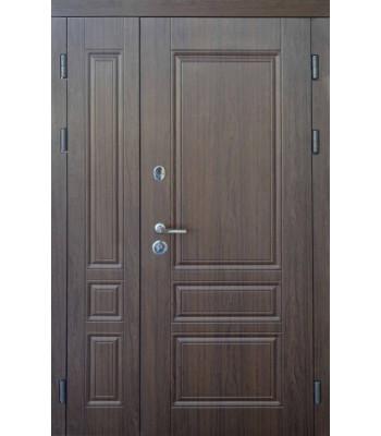 Входные двери Форт Трио Рубин 1200*2050 дуб 23 УЛИЦА