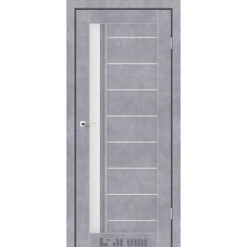 Двери Darumi BORDO серый бетон