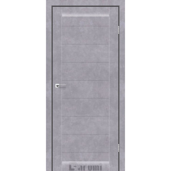 Двери Darumi COLUMBIA наборная филенка бетон