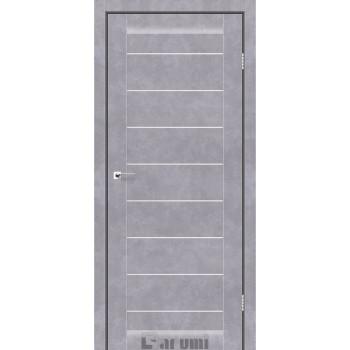 Двери Darumi LEONA серый бетон