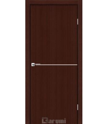 Двери Darumi PLATO LINE PTL-03 декор из алюминия