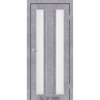Двери Darumi Selesta серый бетон
