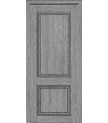 Межкомнатная дверь Терминус Nanoflex модель 403 эскмо глухая