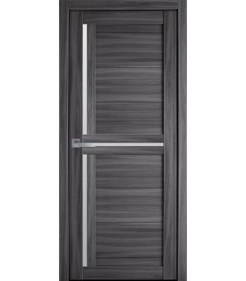 Двери Новый Стиль экошпон Тринити дуб атлант