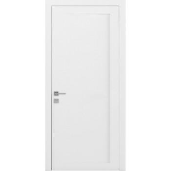 Двери Rodos Loft Arrigo белая эмаль глухое