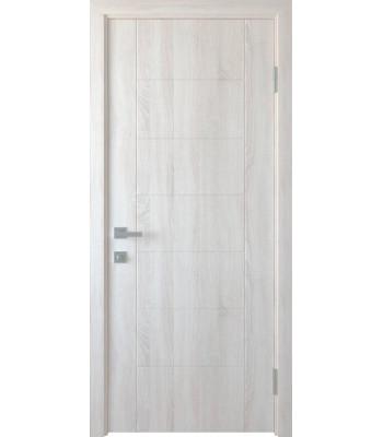 Двери Новый Стиль Рина ПВХ DeLuxe ясень