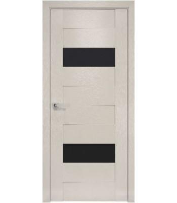 Двери Новый Стиль коллекция Orni-X Женева BLK Х-беж