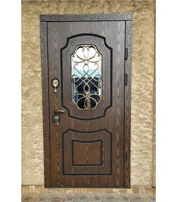 Двери Термопласт Престиж 20-56 ПОЛИМЕРНАЯ НАКЛАДКА
