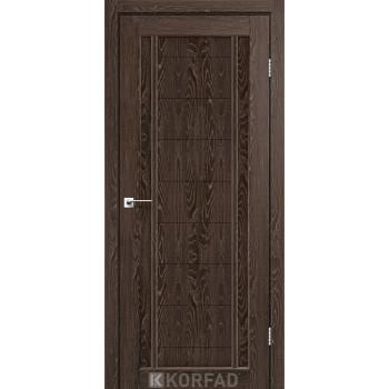 Межкомнатные двери KORFAD ORISTANO OR-03 дуб марсала