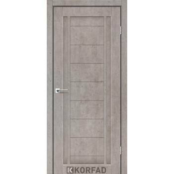 Межкомнатные двери KORFAD ORISTANO OR-03 лайт бетон