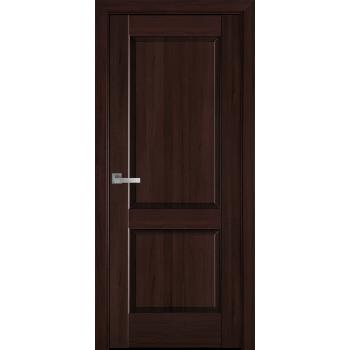 Двери Новый Стиль Эпика глухая каштан