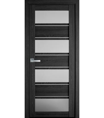 Двери Новый Стиль ПВХ Ultra Элиза дуб серый