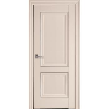 Двери Новый Стиль ИМИДЖ глухое с молдингом магнолия