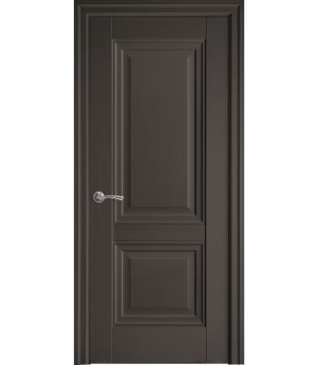 Двери Новый Стиль ИМИДЖ ГЛУХОЕ антрацит
