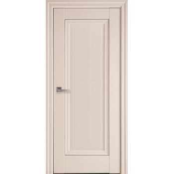 Двери Новый Стиль ПРЕСТИЖ глухое с молдингом магнолия