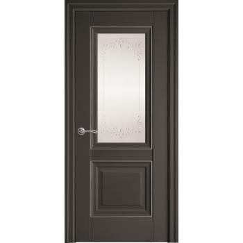 Двери Новый Стиль ИМИДЖ рисунок Р2 антрацит