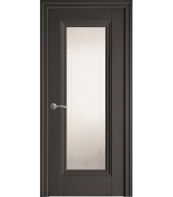 Двери Новый Стиль ПРЕСТИЖ рисунок М2 антрацит