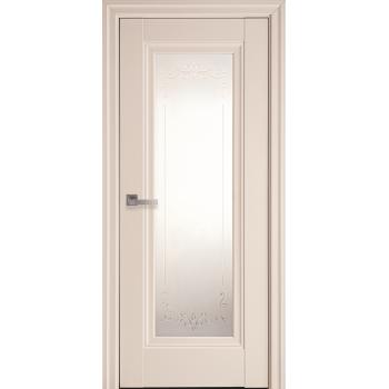 Двери Новый Стиль ПРЕСТИЖ рисунок М2 магнолия