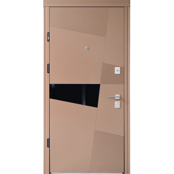 Двери Страж LUX STANDART Vitrum Glass