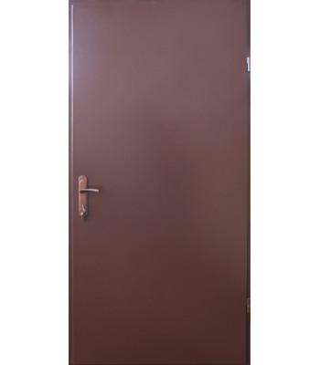 Входные двери Форт  Метал/Метал ТЕХНИЧЕСКИЕ