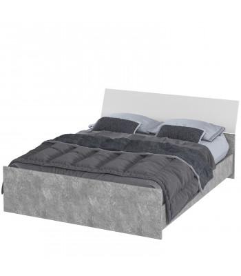 Кровать HENNESSY 1600 без ламелей