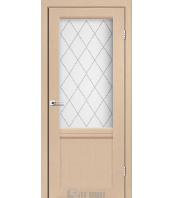 Двери Darumi Galant GL-01 дуб боровой