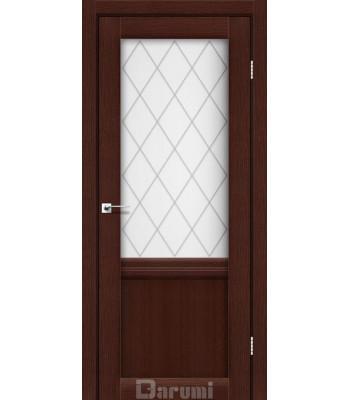 Двери Darumi Galant GL-01 венге панга