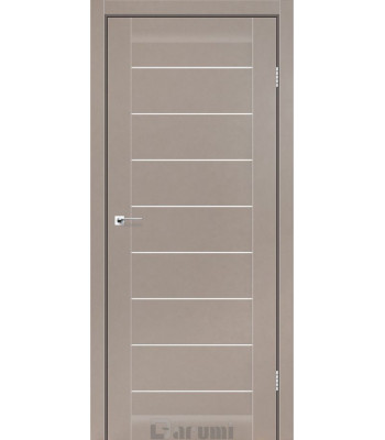 Двери Darumi LEONA серый краст