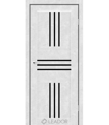 Двери Leador RONA бетон белый