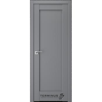 "Межкомнатные двери Терминус   ""NEO-CLASSICO"" 605 серые"