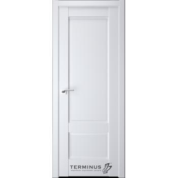 "Межкомнатные двери Терминус  ""NEO-CLASSICO"" 606 ПГ белый мат"