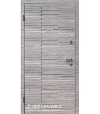 """Двери  """"Steelguard"""" Vesta венге серый/ сосна прованс"""