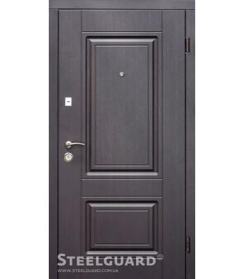 """Двери """"Steelguard"""" DO-30 Венге темный"""