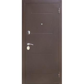 Входная дверь Tarimus Group Гарда 80 медный антик/белый УЛИЦА