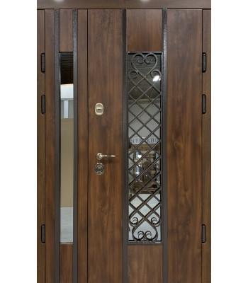 Двери Термопласт TERMOSTEEL 20-02