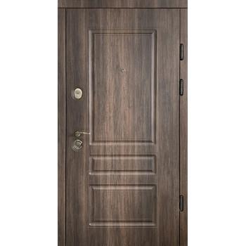 Двери Термопласт Комфорт 20-42 дуб табак/белый мат