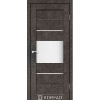 Межкомнатные двери KORFAD PARMA PM-05 лофт бетон