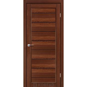 Межкомнатные двери KORFAD PIANO DELUXE PND-01орех